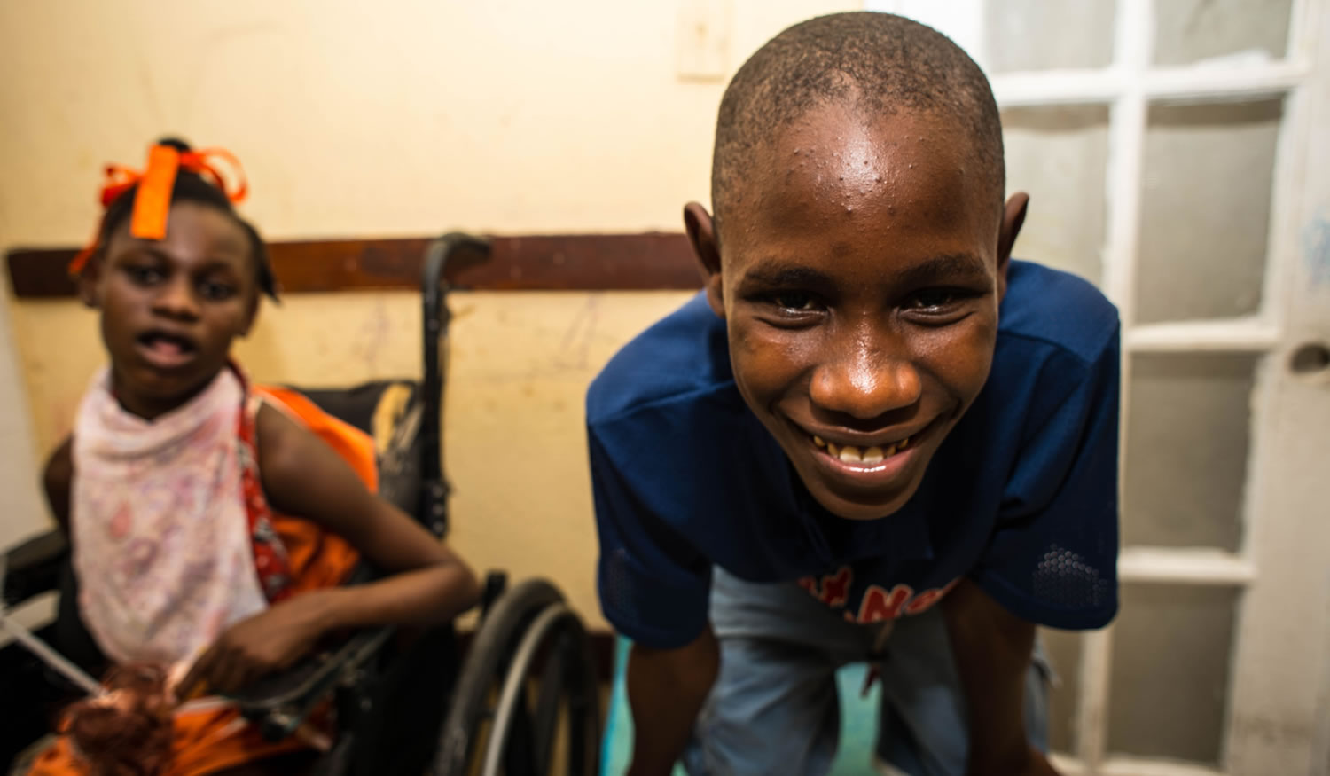 Caring for special-needs orphans